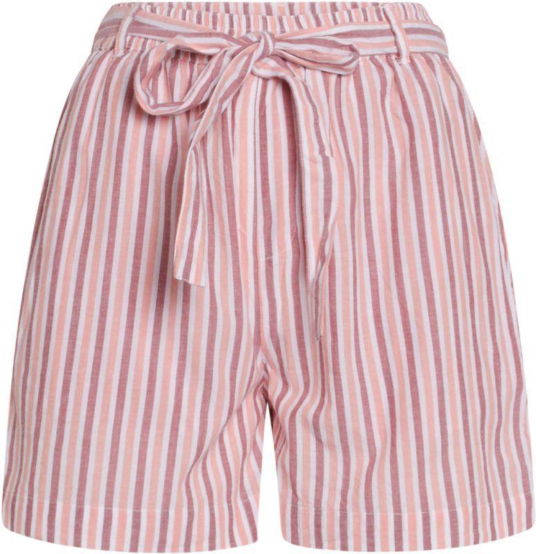 Lockere Paperbag-Shorts TULIP