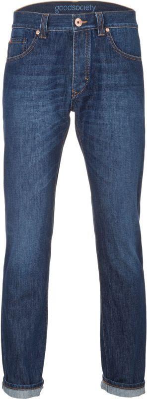 Vegane Herren-Jeans - Slim Straight - Kyanos