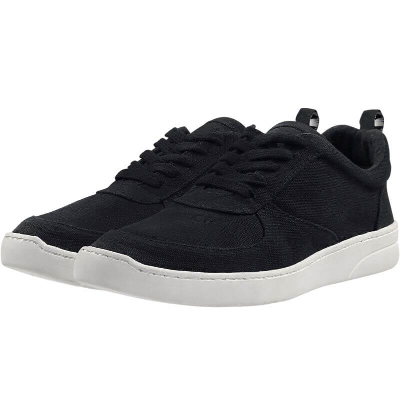 Modische Damen-Sneaker in Schwarz