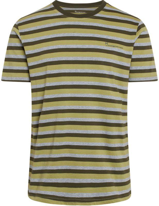 Gestreiftes Herren-Shirt ALDER triple striped