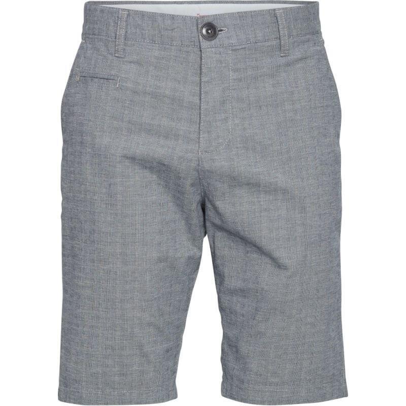 Checked Chino-Shorts für Herren total eclipse