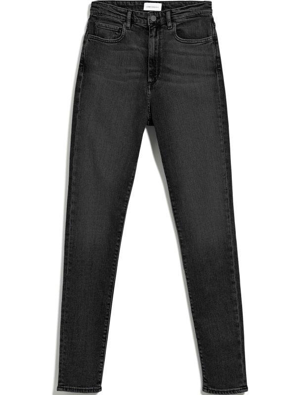Damen-Jeans INGAA X STRETCH coal mine