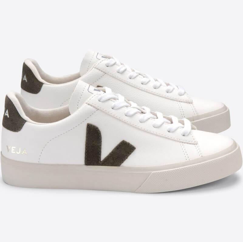 Damen-Sneaker Campo Extra White/Kaki