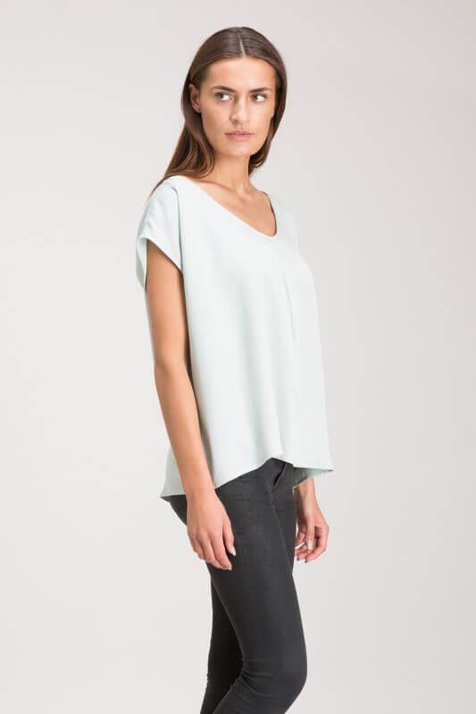 Luftiges Damen-Shirt ROUSE lemon