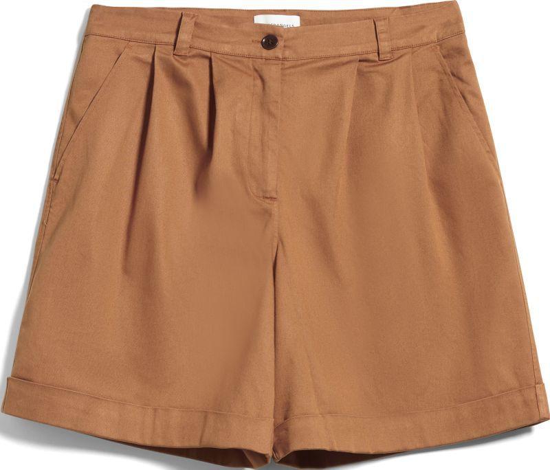 Sommerliche Damen-Shorts BERMUDAA toasted hazel
