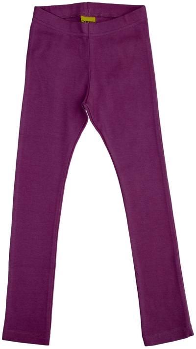 Mädchen-Leggings lila
