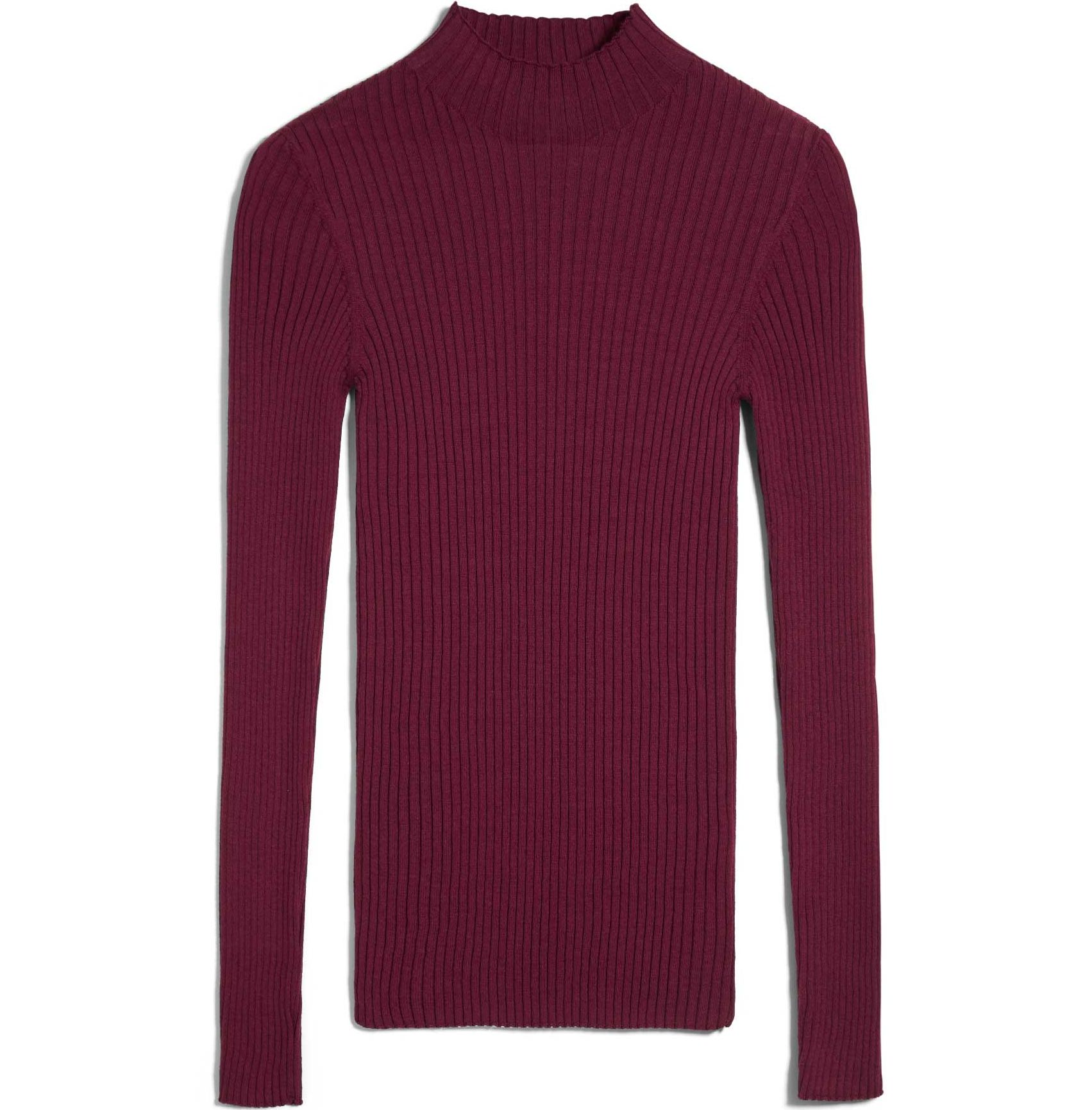 Damen-Pullover ALAANI ruby red