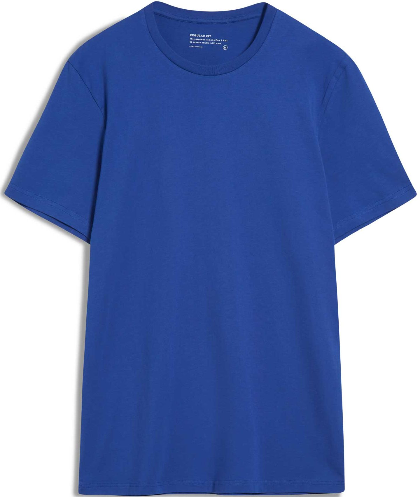 Basic Herren-Shirt JAAMES marazine blue