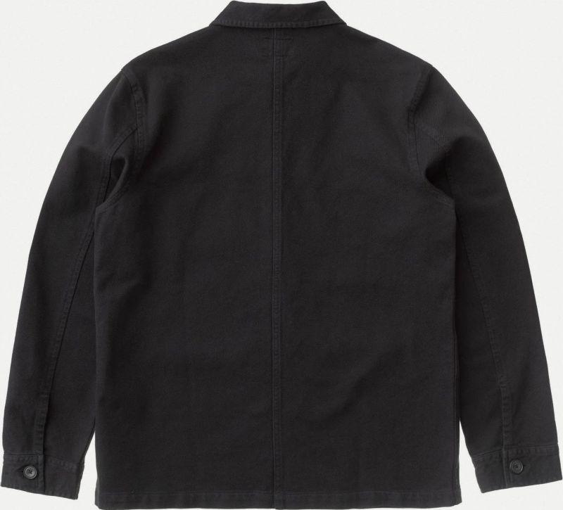Modische Übergangs-Jacke Barney in Black
