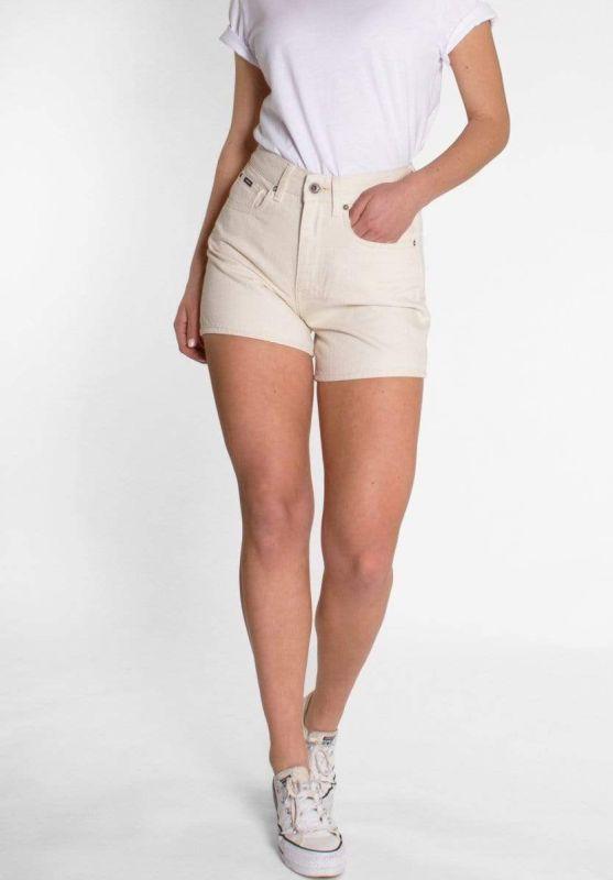 Modische Damen-Shorts Demi Off White