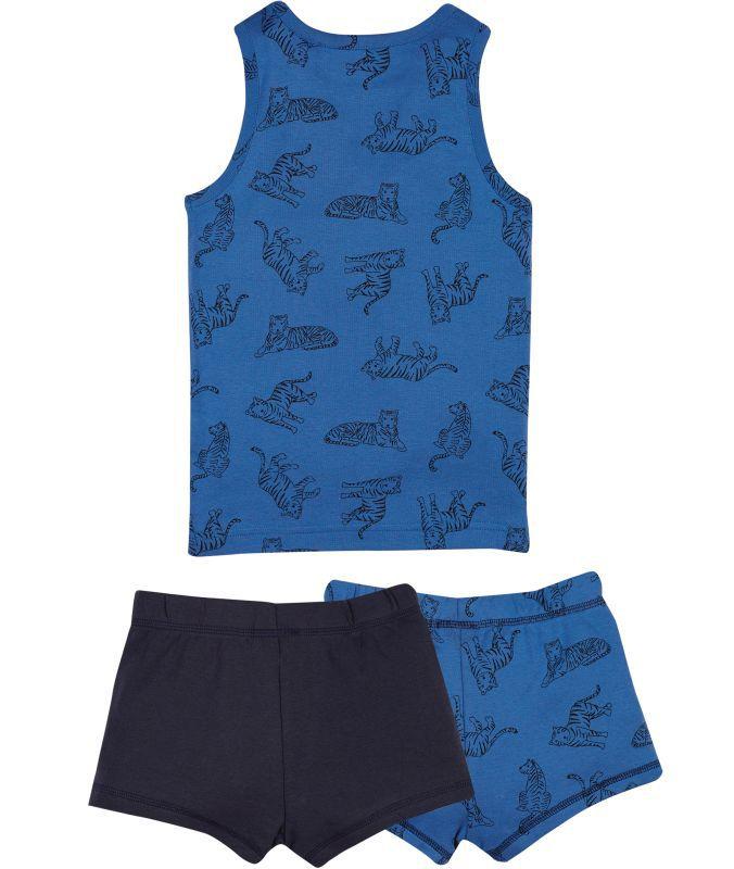 Cooles Unterwäsche-Set für Jungs im 3er-Pack