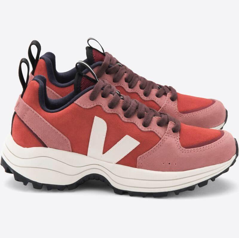 Damen-Sneaker Venturi Suede Rouille Dried Petal