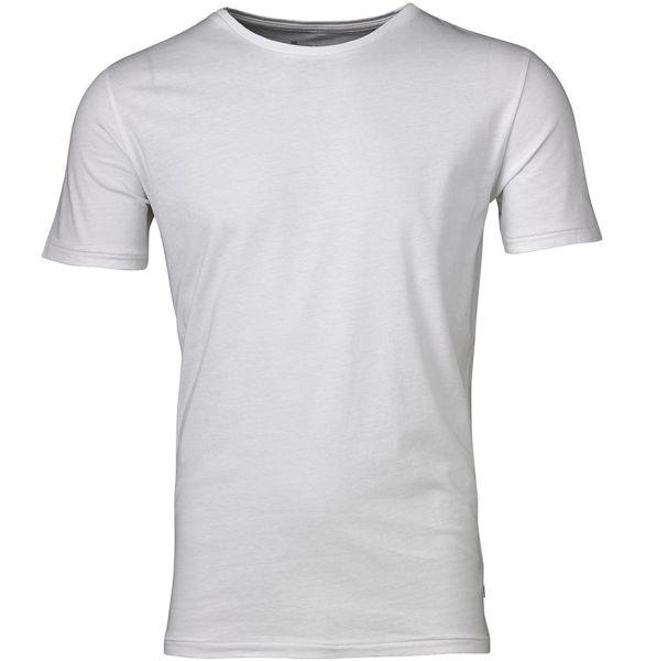 Basic Herren-Shirt weiß