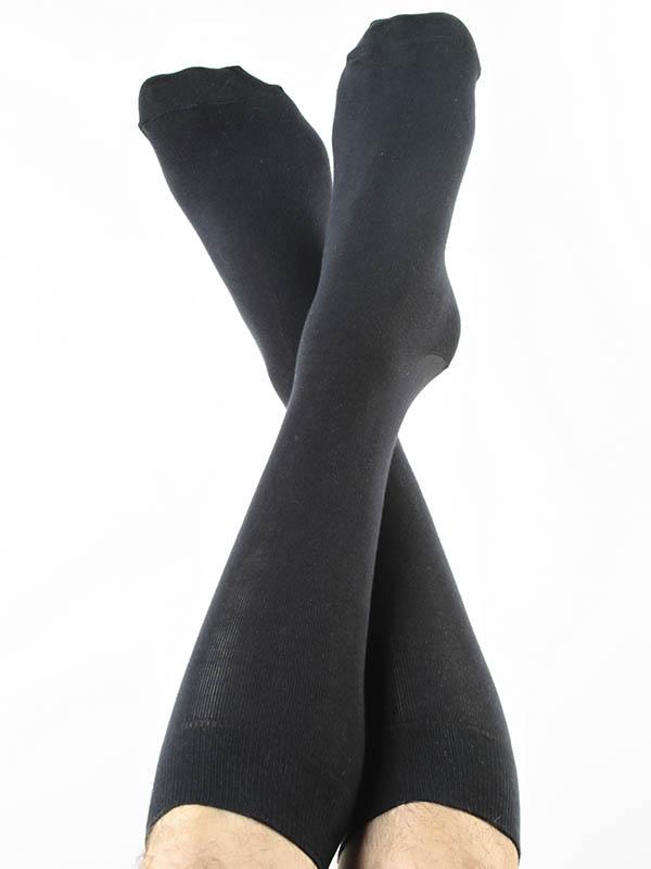 Herren-Socken schwarz