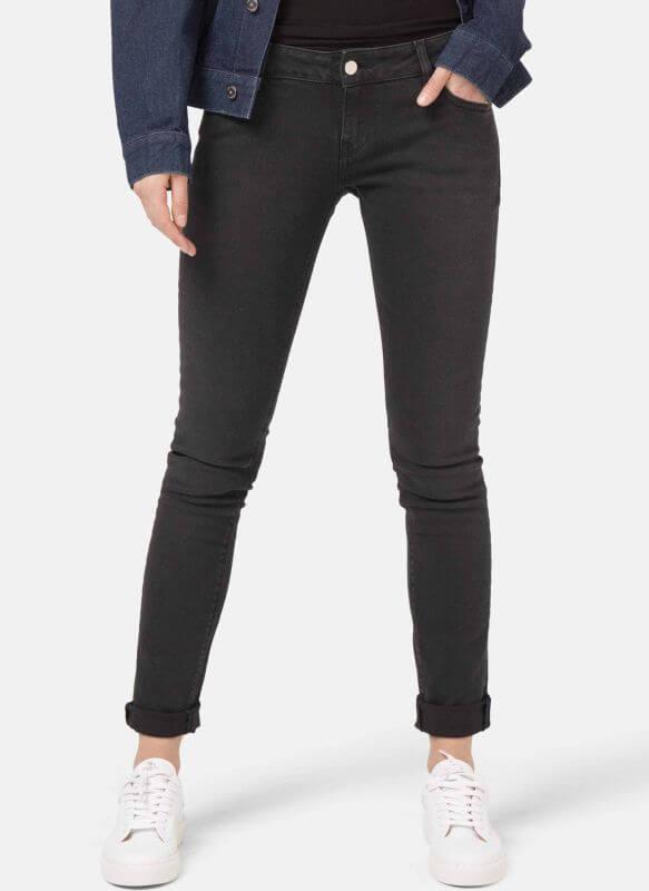 Damen-Jeans - Skinny Lilly - Stone Black
