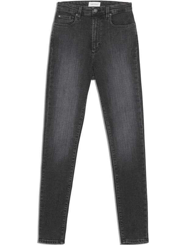 Damen-Jeans INGAA High Waist grey wash
