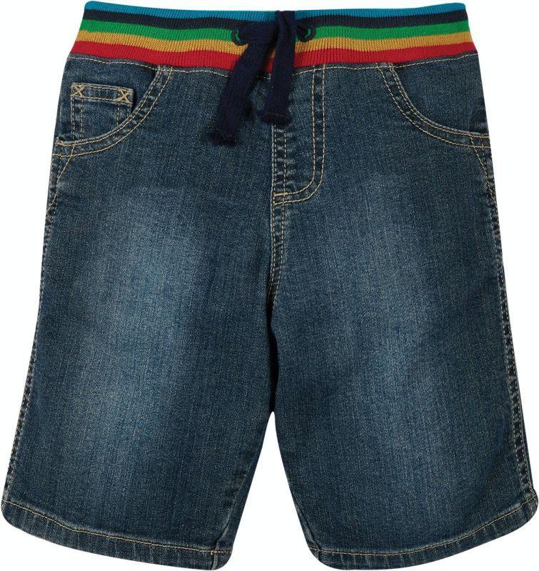 Bequeme Jeans-Shorts für Jungs