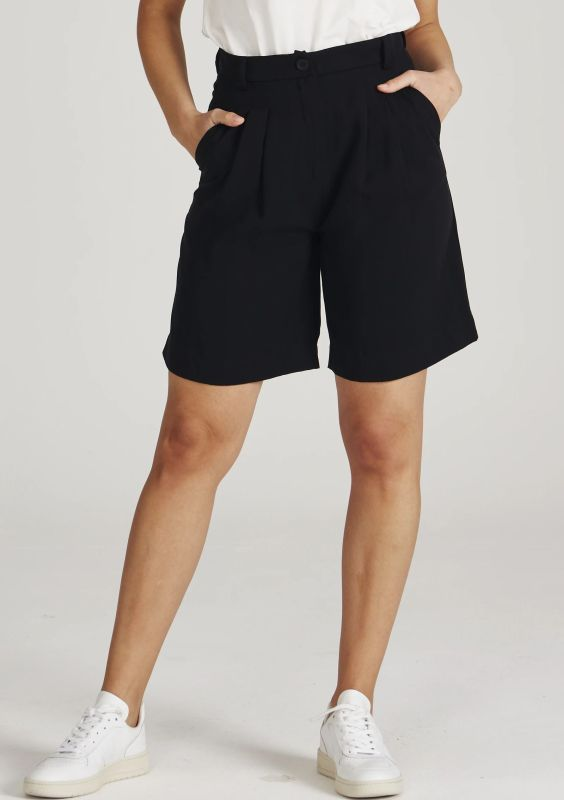 Schicke Damen-Shorts Petra in Schwarz