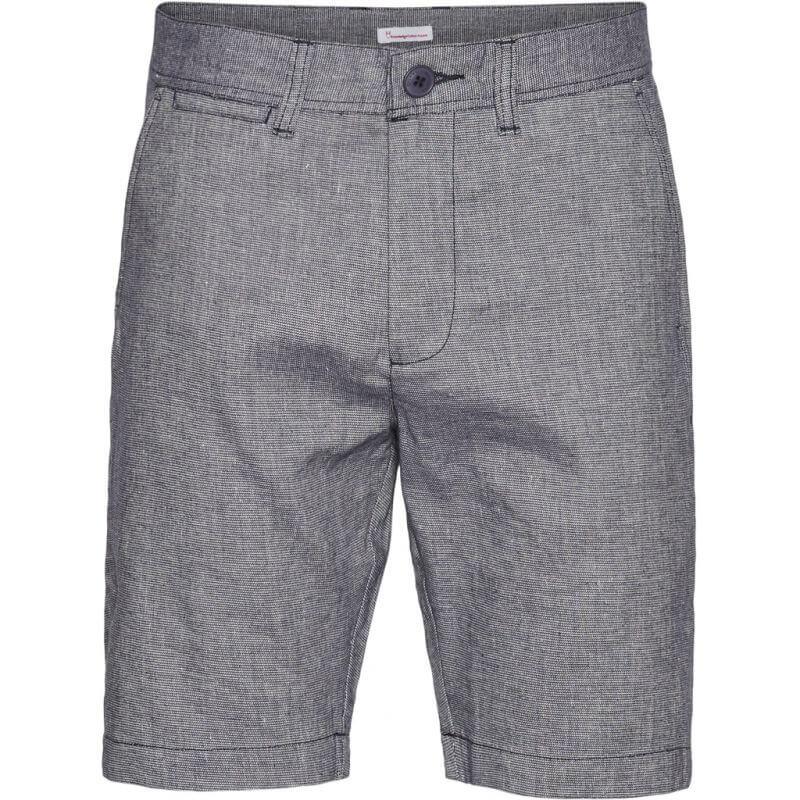 Herren-Shorts mit Leinen total eclipse
