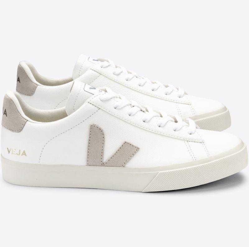 Damen-Sneaker Campo Chromfree Extra White/Natural