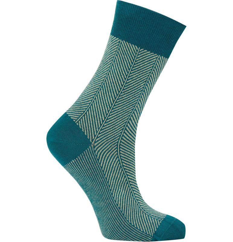 Bequeme Socken HERRINGBONE teal unisex