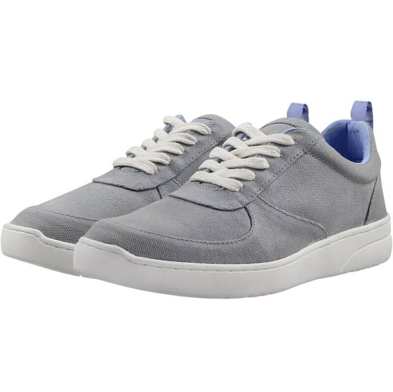 Modische Damen-Sneaker in Grau