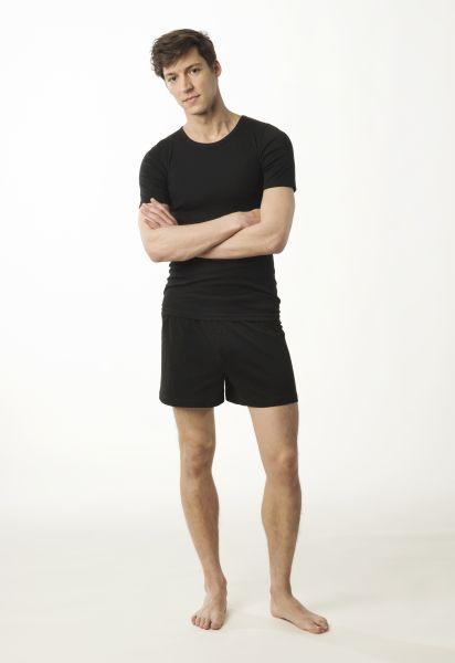 Boxer-Shorts in Schwarz