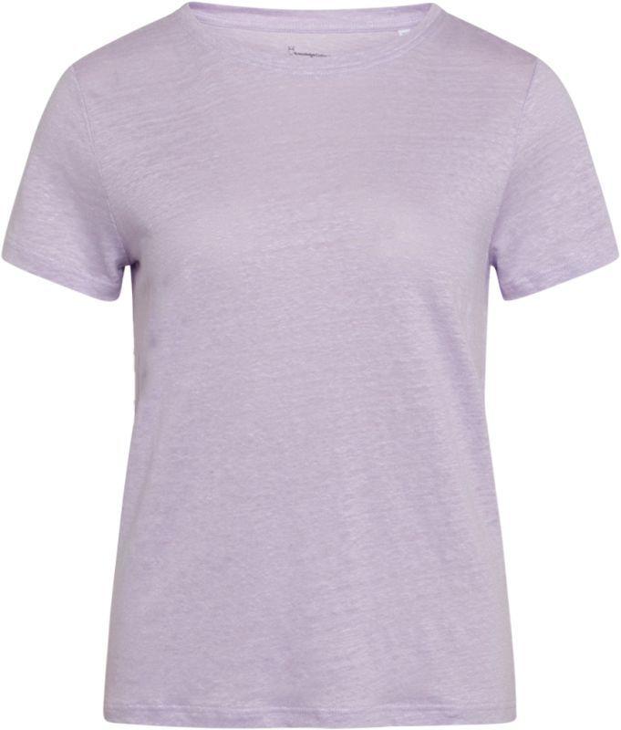 Leinen-Shirt für Damen HOLLY pastel lilac