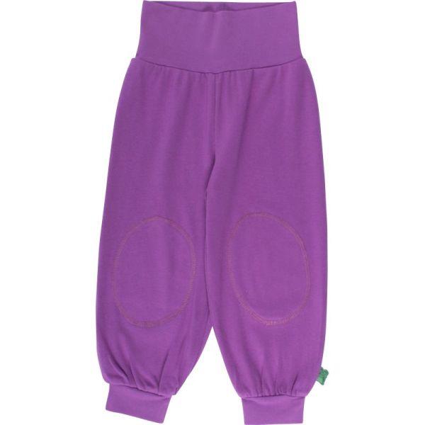 Bequeme Bund-Hose purple