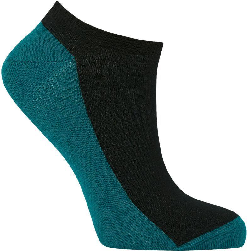 Bequeme Sneaker-Socken BOBBY Black