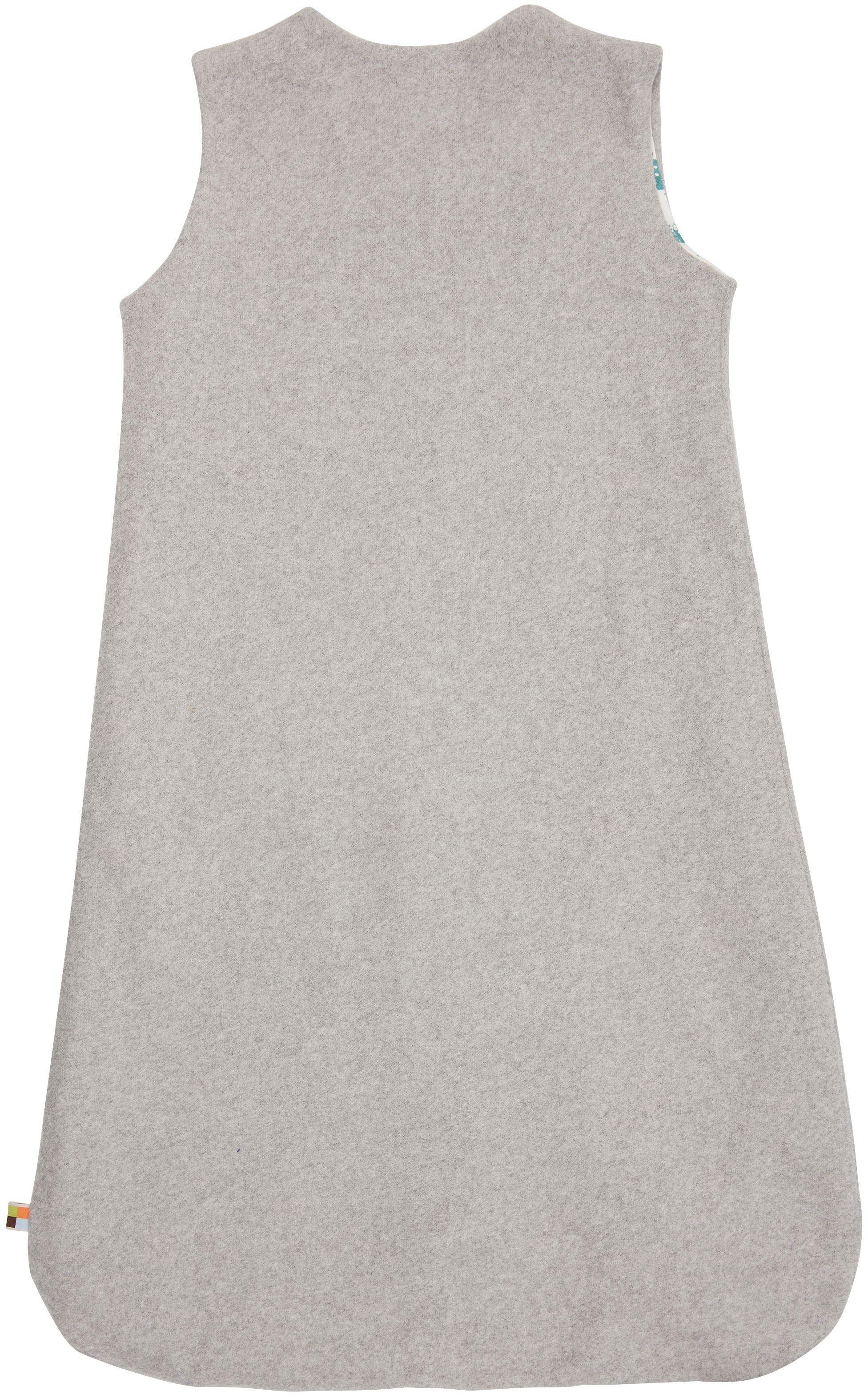 Fleece-Wendeschlafsack für Kinder Grey