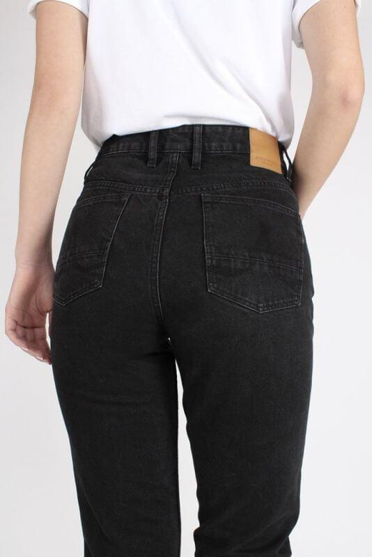 Nora - Loose Tapered - Vintage Black