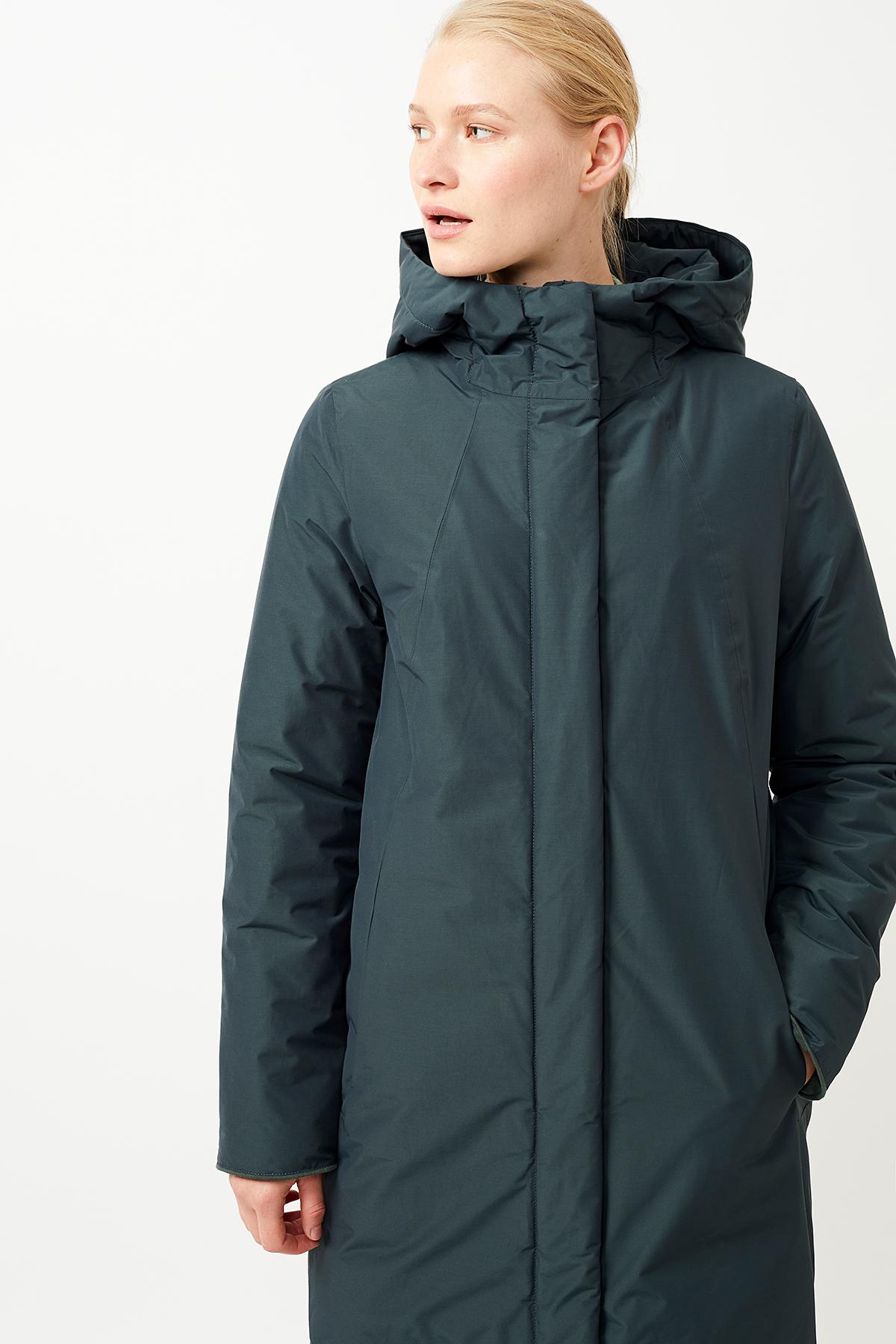 Wetterfester Damen-Mantel Ariza fir