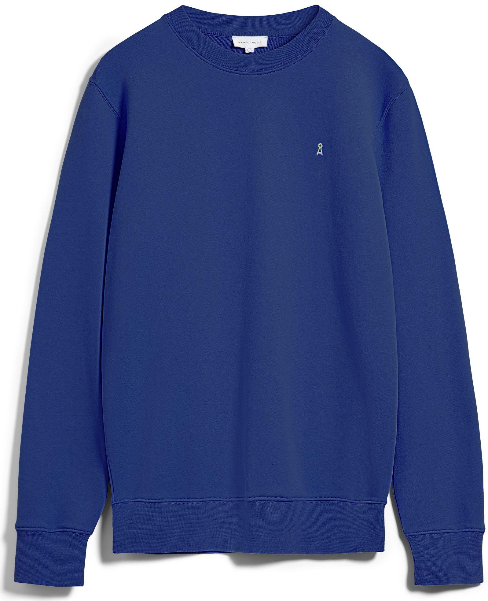 Herren-Sweatshirt MAALTE COMFORT marazine blue
