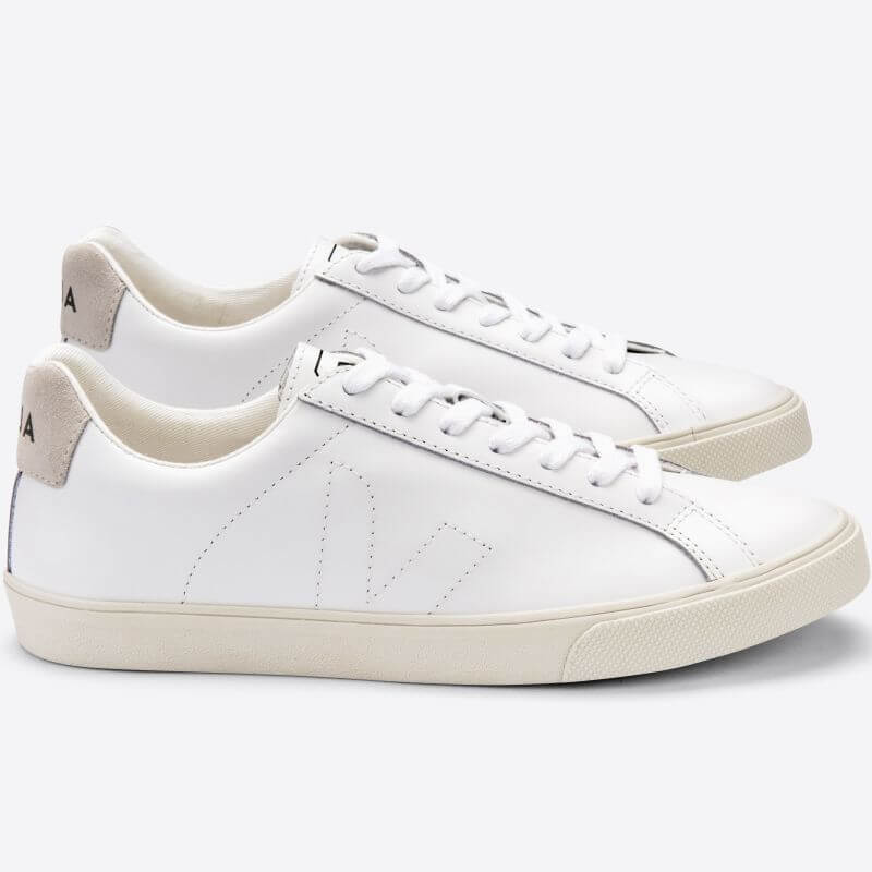 Damen-Sneaker Esplar Leather Extra White