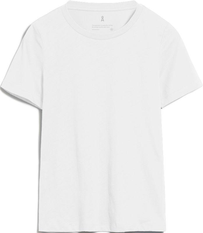 Basic Damen-Shirt LIDAA white