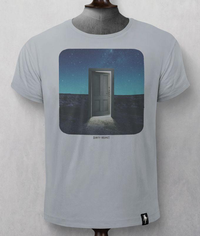 Herren-Shirt The Portal Highrise Grey