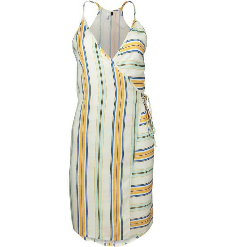 Sommerliches Trägerkleid NAZARÉ summer stripe