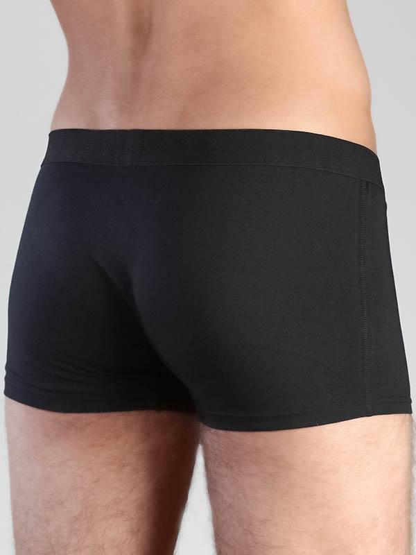 Herren-Trunk-Shorts schwarz