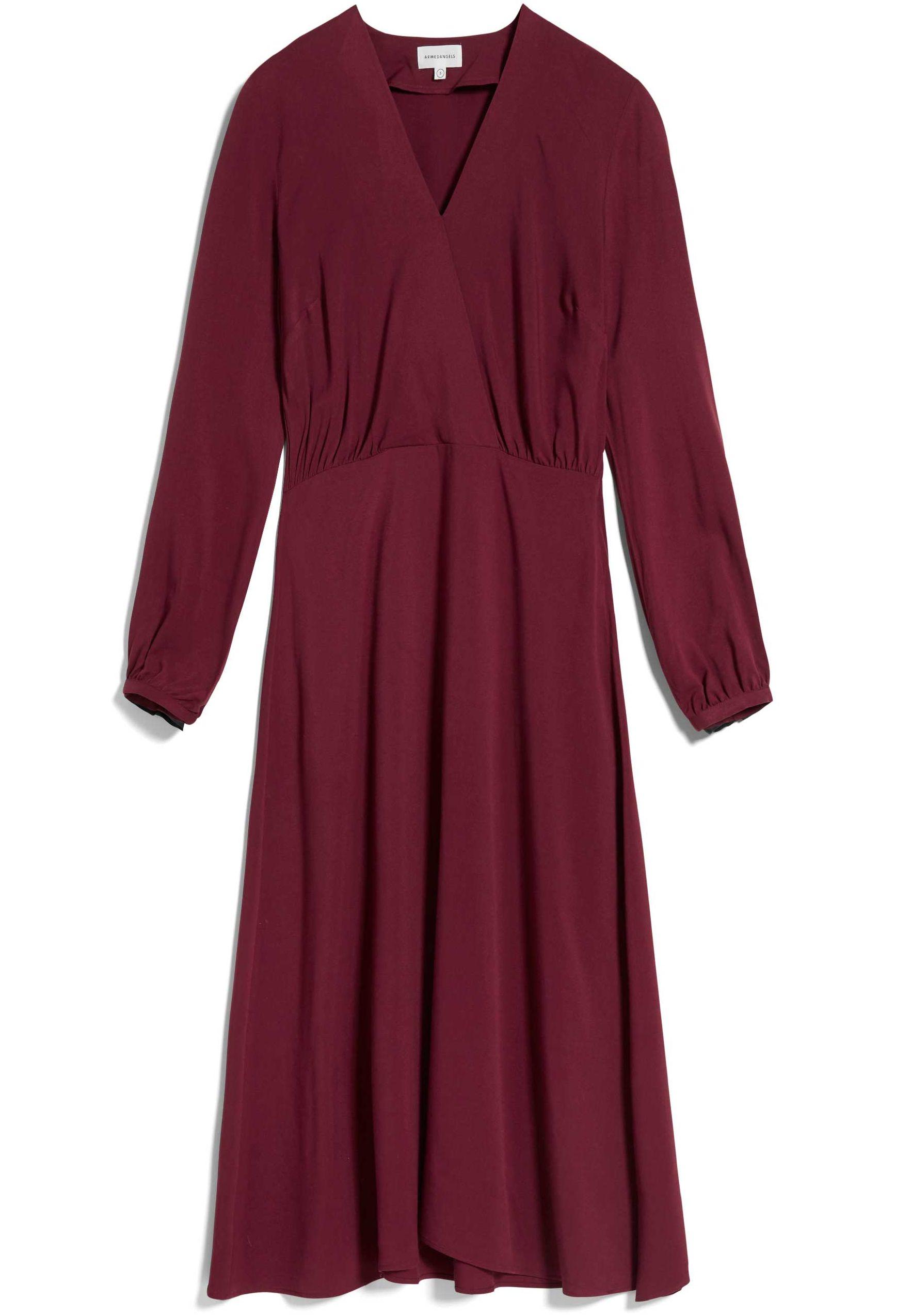 Damen-Kleid ALEIXAA ruby red