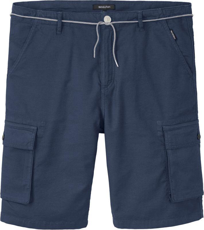 Modische Cargo Shorts für Herren navy