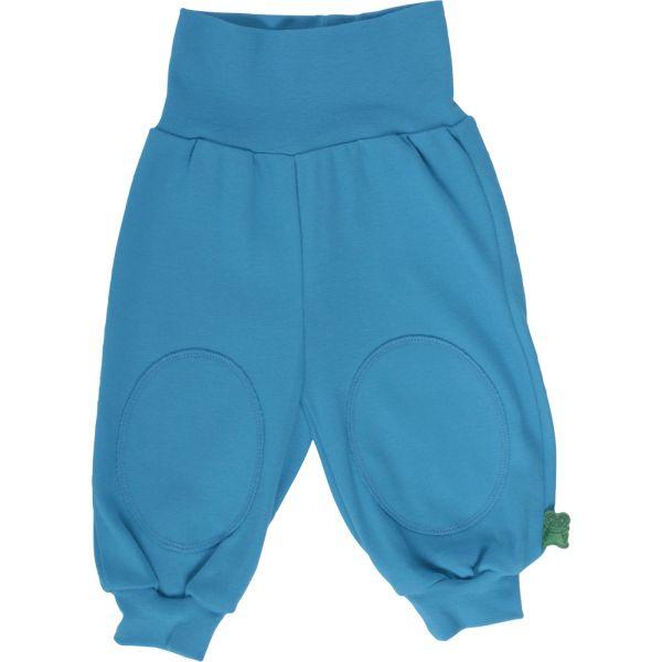 Bequeme Baby-Hose swedish blue