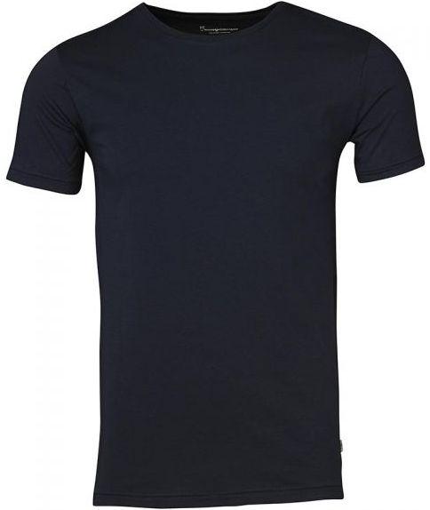 Basic Herren-Shirt dunkelblau