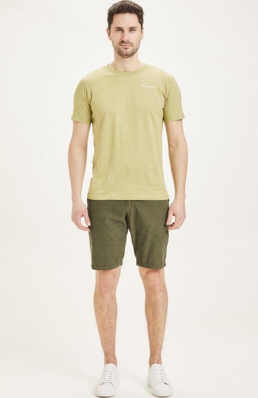 Modische Cord-Shorts für Herren in Forrest Night