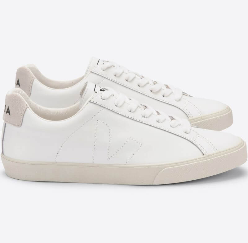 Sneaker Esplar Leather Extra White