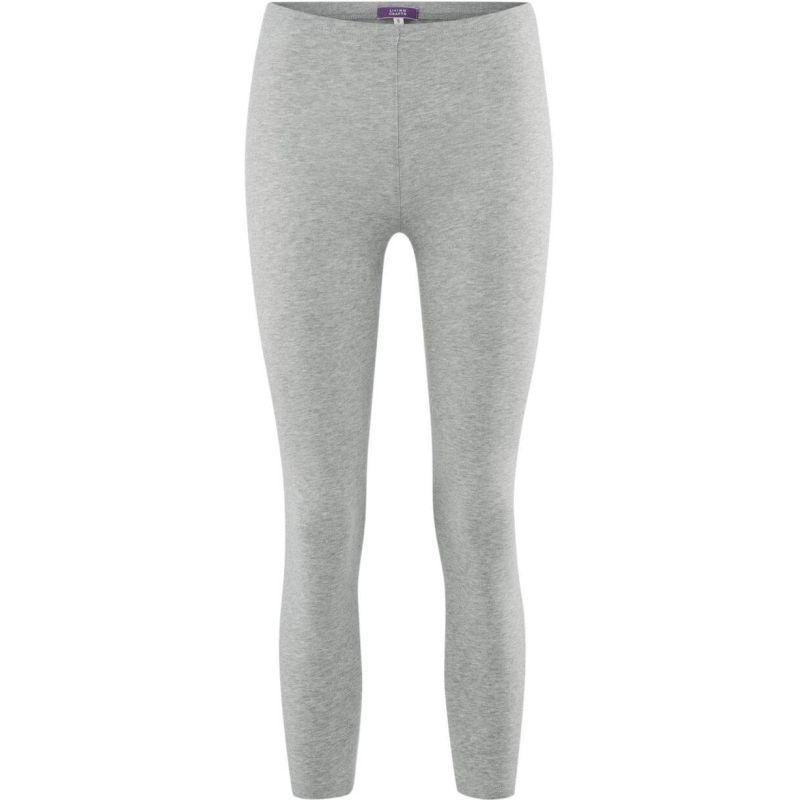 Bequeme Leggings in 7/8-Länge stone grey