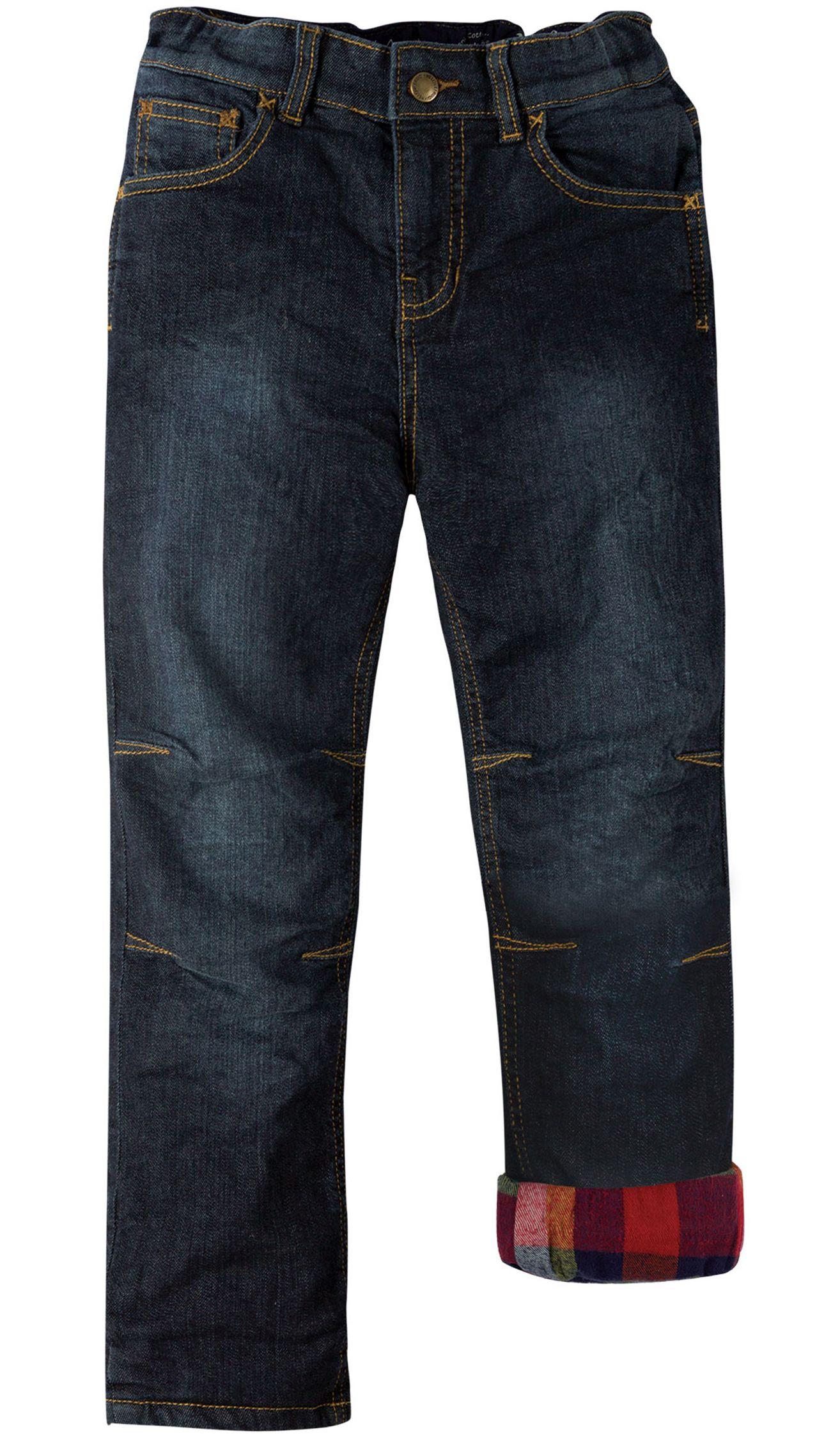 Gefütterte Kinder-Jeans