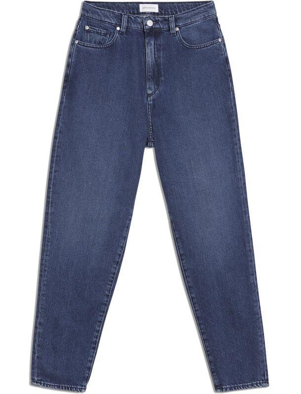 Vegane Mom-Jeans MAIRAA stone wash