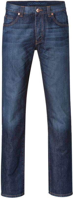 Vegane Herren-Jeans - Straight Fit - Kyanos