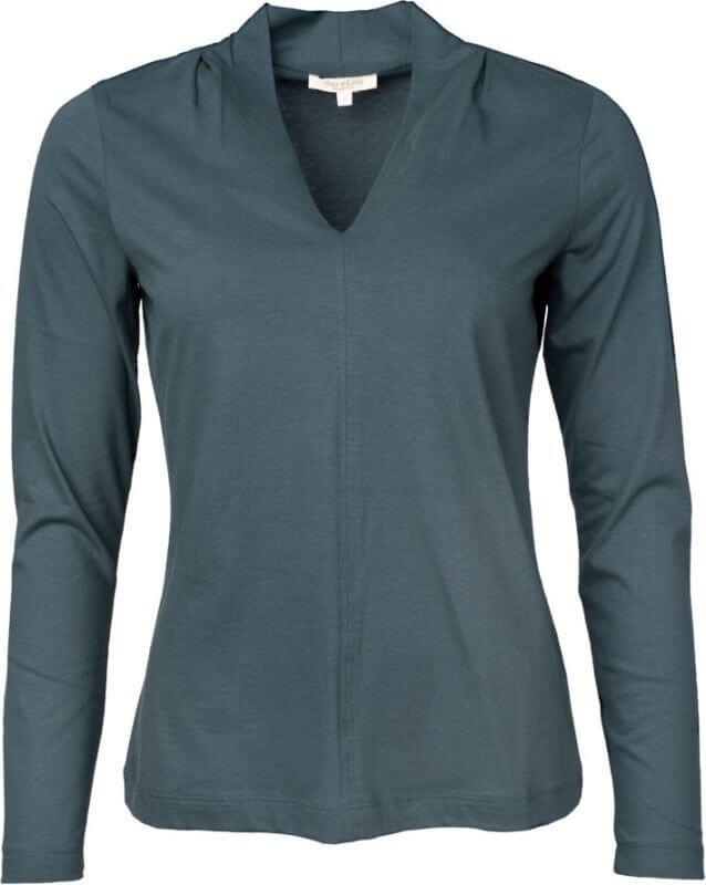 Schickes Langarm-Shirt Kelch für Damen zeder